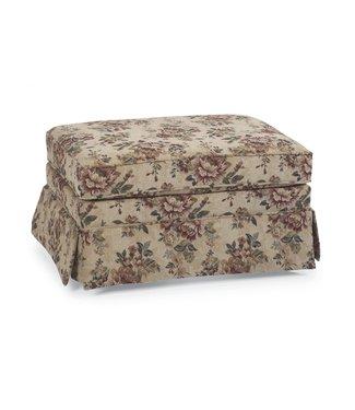 Flexsteel Furniture Olympia   8888-08 Ottoman Spray   123-01