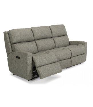 Flexsteel Furniture Catalina | 2900 POWER RECLINING SOFA WITH POWER HEADRESTS  2900-62H