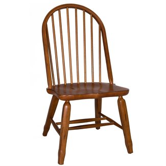 Liberty Furniture Treasures (17-DR) Bow Back Side Chair