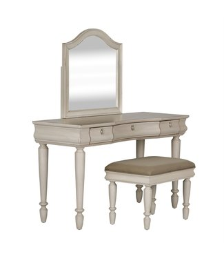 Liberty Furniture Rustic Traditions II (689-BR) 3 Piece Vanity Set SKU: 689-BR-VN