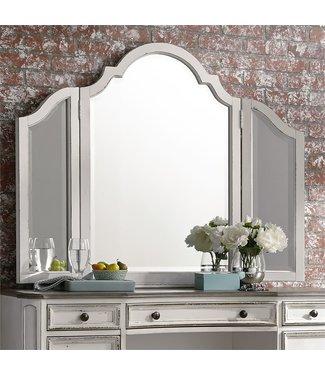 Liberty Furniture Magnolia Manor (244-BR) Vanity Mirror SKU: 244-BR55