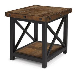 Flexsteel Furniture Carpenter | End Table 6722-01