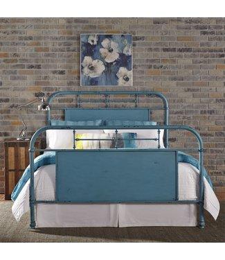 Liberty Furniture Vintage Series (179-BR) Metal Bed