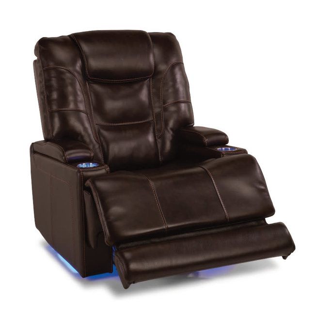 Flexsteel® Eastwood | 1173-50PH Power Recliner with Power Headrest