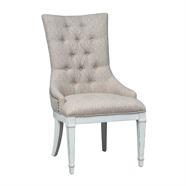 Liberty Furniture Abbey Park (520-DR) Hostess Chair SKU: 520-C9001