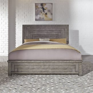 Liberty Furniture Modern Farmhouse (406-BR)  Panel Bed