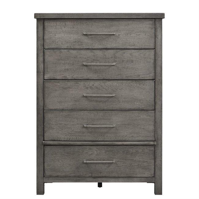 Liberty Furniture Modern Farmhouse (406-BR) 5 Drawer Chest SKU: 406-BR41