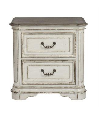 Liberty Furniture Magnolia Manor (244-BR) 2 Drawer Night Stand SKU: 244-BR61