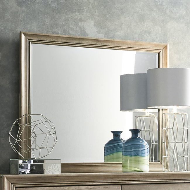 Liberty Furniture Sun Valley (439-BR) Mirror SKU: 439-BR51