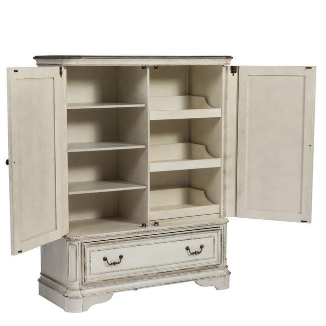 Liberty Furniture Magnolia Manor (244-BR) Door Chest SKU: 244-BR42