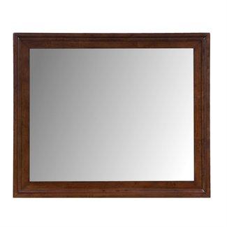 Liberty Furniture Hamilton (341-BR) Landscape Mirror SKU: 341-BR51