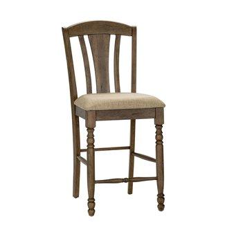 Liberty Furniture Candlewood (163-CD) Slat Back Barstool (RTA) SKU: 163-B150124-2
