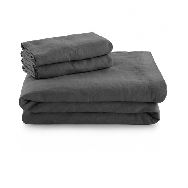Malouf Woven French Linen Sheet Set - Free Shipping!