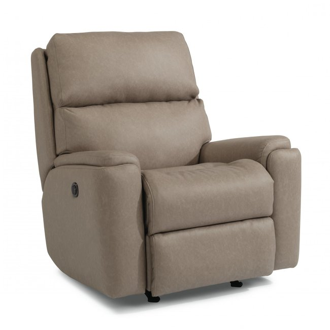 Rio 2904 l  Recliner with Pillow Arms by Flexsteel