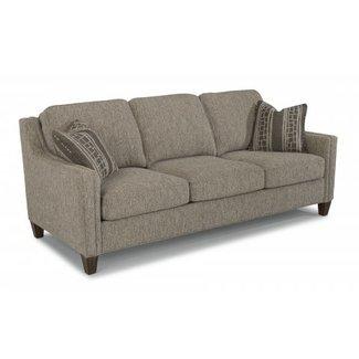 Flexsteel® Finley-Home Fabric Sofa-5010-31