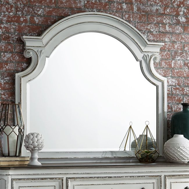 Liberty Furniture Magnolia Manor  Mirror SKU: 244-BR51