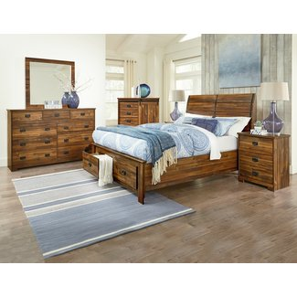 55,000 - Ontario Rustic Charm King Bed
