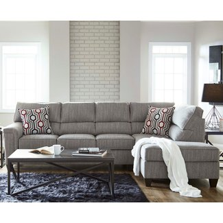 Lane Home Furnishings 2015 Madelyn Dante Sectional -2015-084