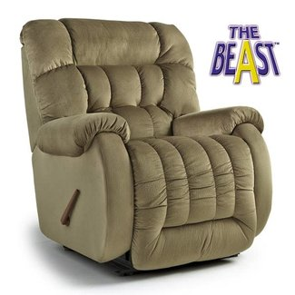 Best Home Furnishings 9B14 BEAST SPACE SAVER RECLINER