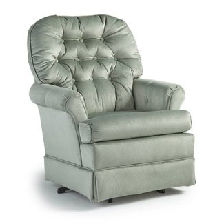 Best Home Furnishings MARLA | 1559 | SWIVEL ROCKER CHAIR