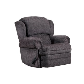 Lane® Home Furnishings Rosie Mocha Bisbee Stone Recliner-57000-19-9662A