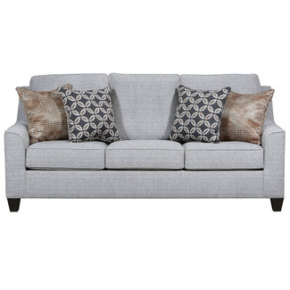 Lane Home Furnishings Dante Tweed Stationary Sofa-2019-03-9601A