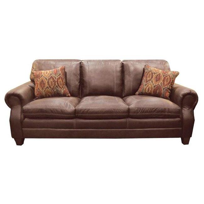 Lane® Home Furnishings 8069 Shiloh Tobacco Sofa-8069-03-8973A