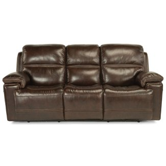 Flexsteel Furniture Fenwick Power Reclining Sofa