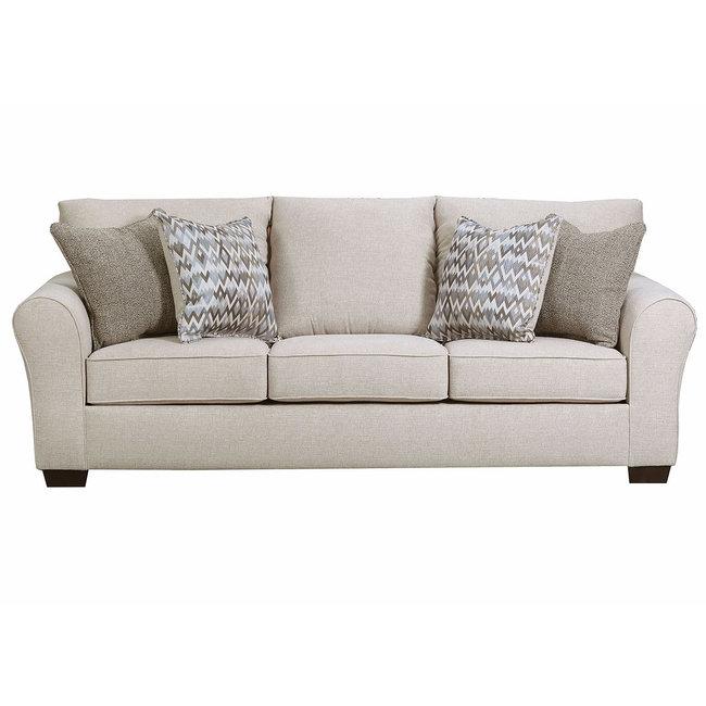 Lane® Home Furnishings Boston Linen Queen Size Sofa Sleeper-1657-04Q-9281B