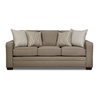 Lane® Home Furnishings Queen Sleeper - Seguin Pewter 9065-04Q-8839A.