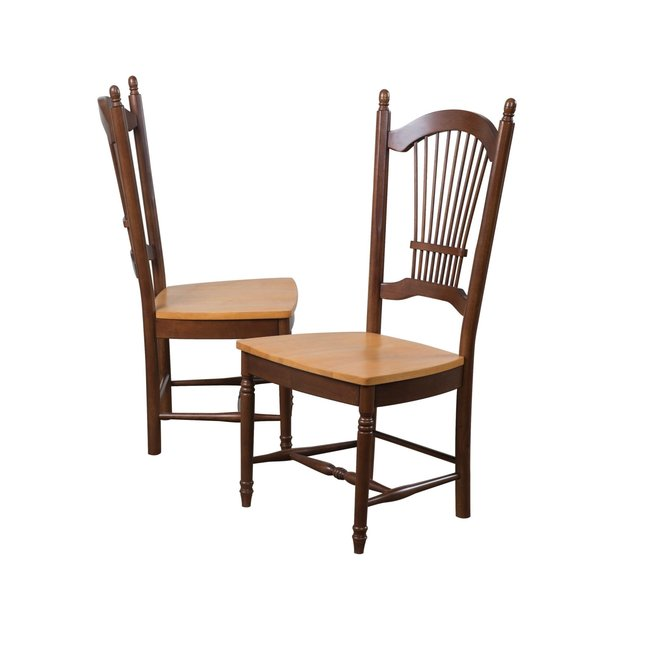 Sunset Trading Allenridge | Dining Chair DLU-C07- Set of 2