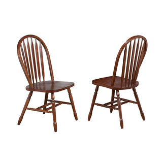 Sunset Trading Arrowback 820 Dining Chair | Set of 2