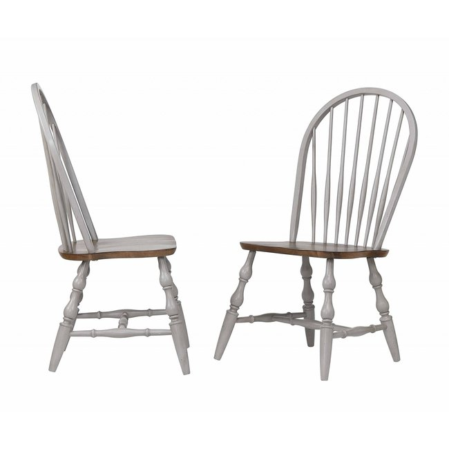 Sunset Trading Windsor Dining Chair | C30 Set of 2