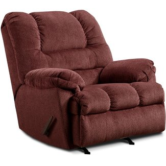 Lane® Home Furnishings 600 Zig Zag Rocker Recliner