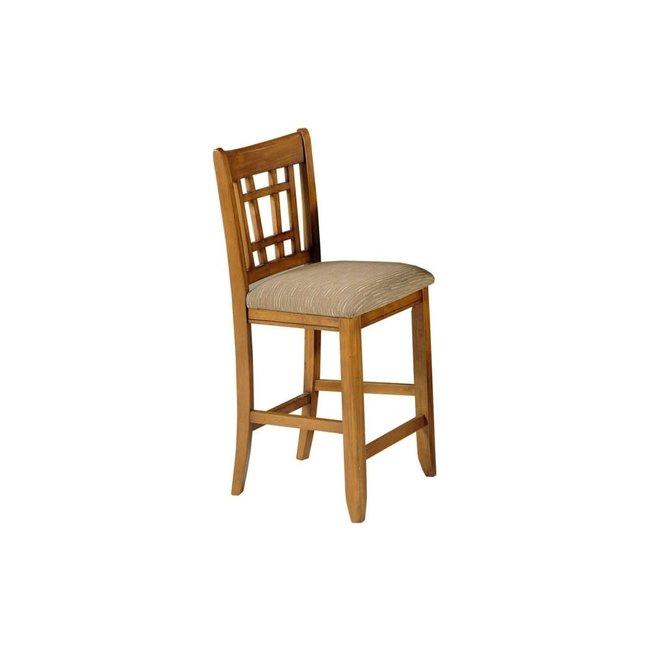 Liberty Furniture Santa Rosa 30 Inch Barstool (Mission Oak) (Set of 2)