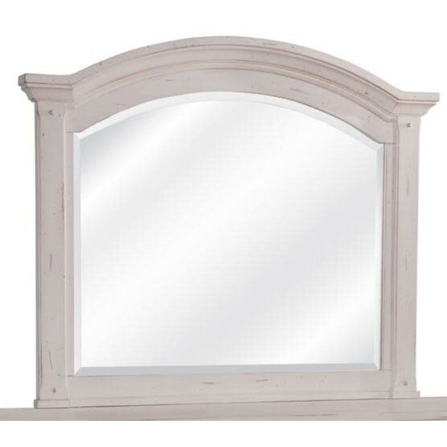American Woodcrafters Sedona 2410-040 Mirror White