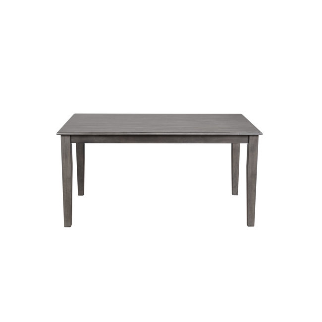 Sunset Trading Shades of Gray Dining Table DLU-EL3660
