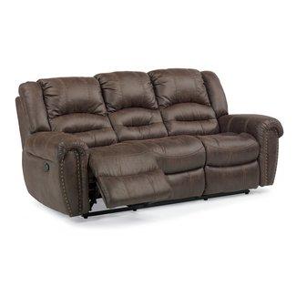 Flexsteel Furniture Town | Reclining Sofa