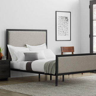 Malouf Sleep Clarke Designer Bed