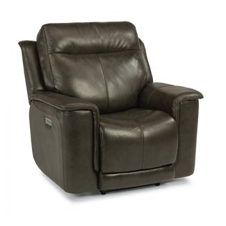 Flexsteel Furniture Miller Power Recliner with Power Headrest 1729-50PH in 204-04