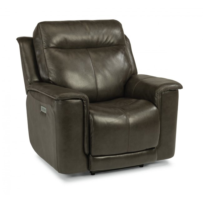 Flexsteel® Miller Power Recliner with Power Headrest 1729-50PH in 204-04