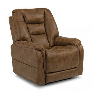 Flexsteel Furniture Theo 1569 Power Recliner