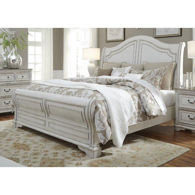 Liberty Furniture Magnolia Manor Queen Sleigh Bed (244-BRI-QSL)