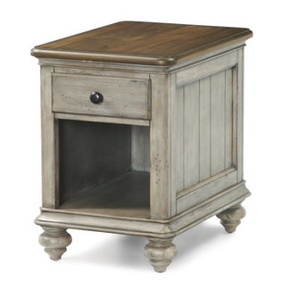 Flexsteel Furniture Plymouth | Chairside Table