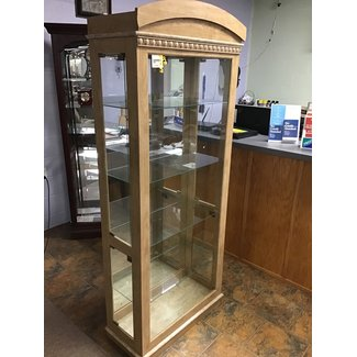 Harden Curio Cabinet