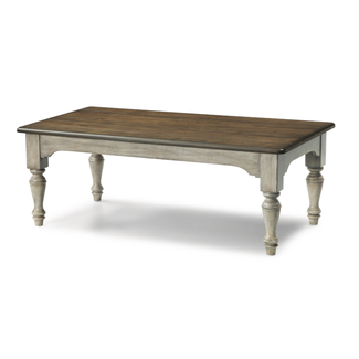 Flexsteel® Plymouth | Rectangular Cocktail Table