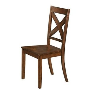 Coaster 103992 Dining X-Back Side Chair Lawson CO (Set of 2)