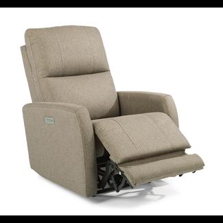 Sadie | Fabric Power Recliner with Power Headrest 1702-50PH