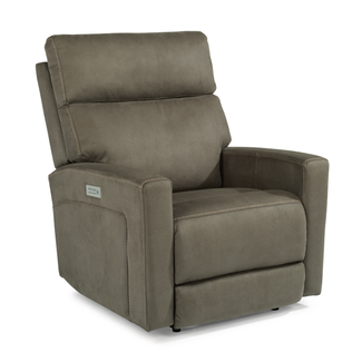 Flexsteel Furniture Ezra | 1700-50PH Power Recliner with Power Headrest