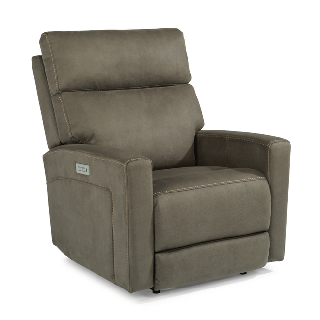 Flexsteel® Ezra | 1700-50PH Power Recliner with Power Headrest